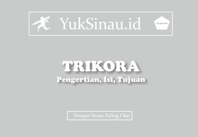Tujuan Trikora