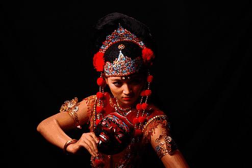 contoh tari tradisional