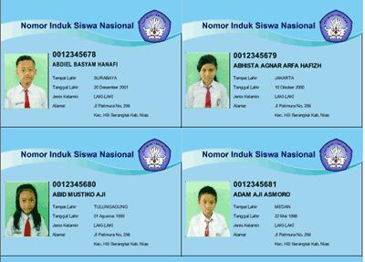 3 aplikasi cetak kartu nisn gratis terbaru dan mudah digunakan kartu nisn stopboris Choice Image