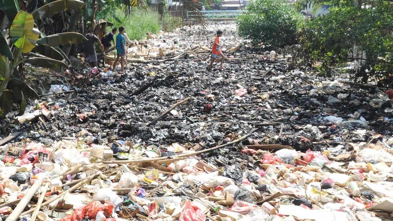 Contoh Teks Tantangan Tentang Sampah