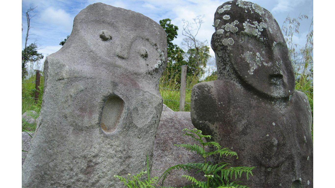 Arca atau Patung