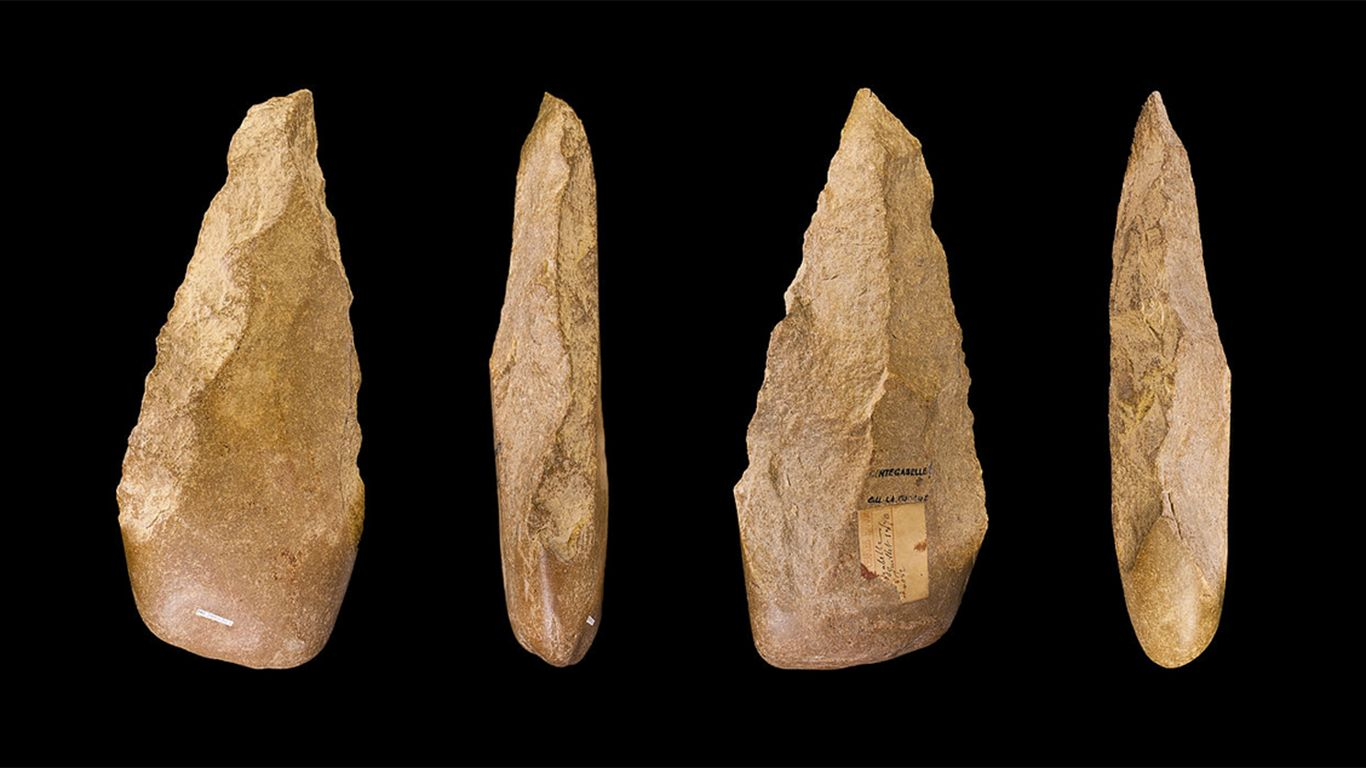 alat-alat pada zaman mesolitikum dan fungsinya