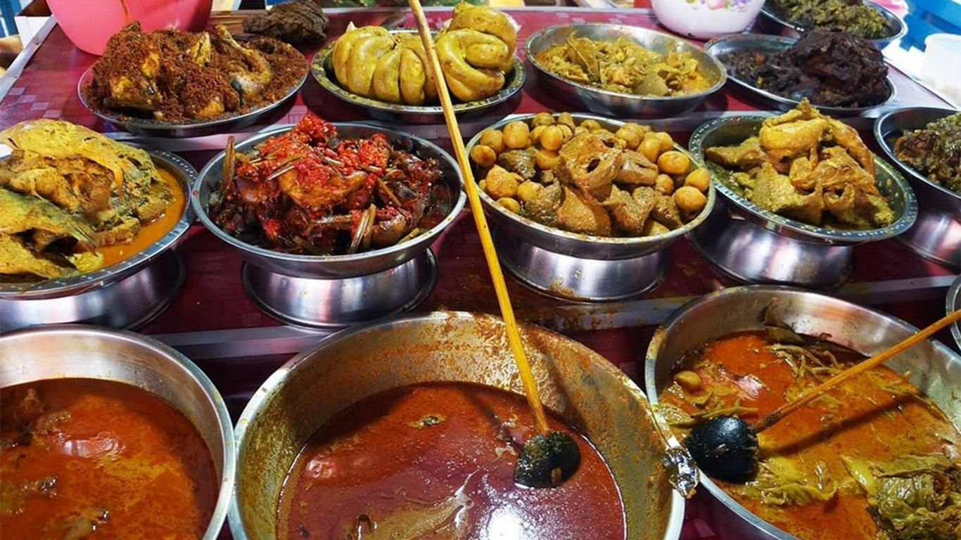 makanan khas minangkabau