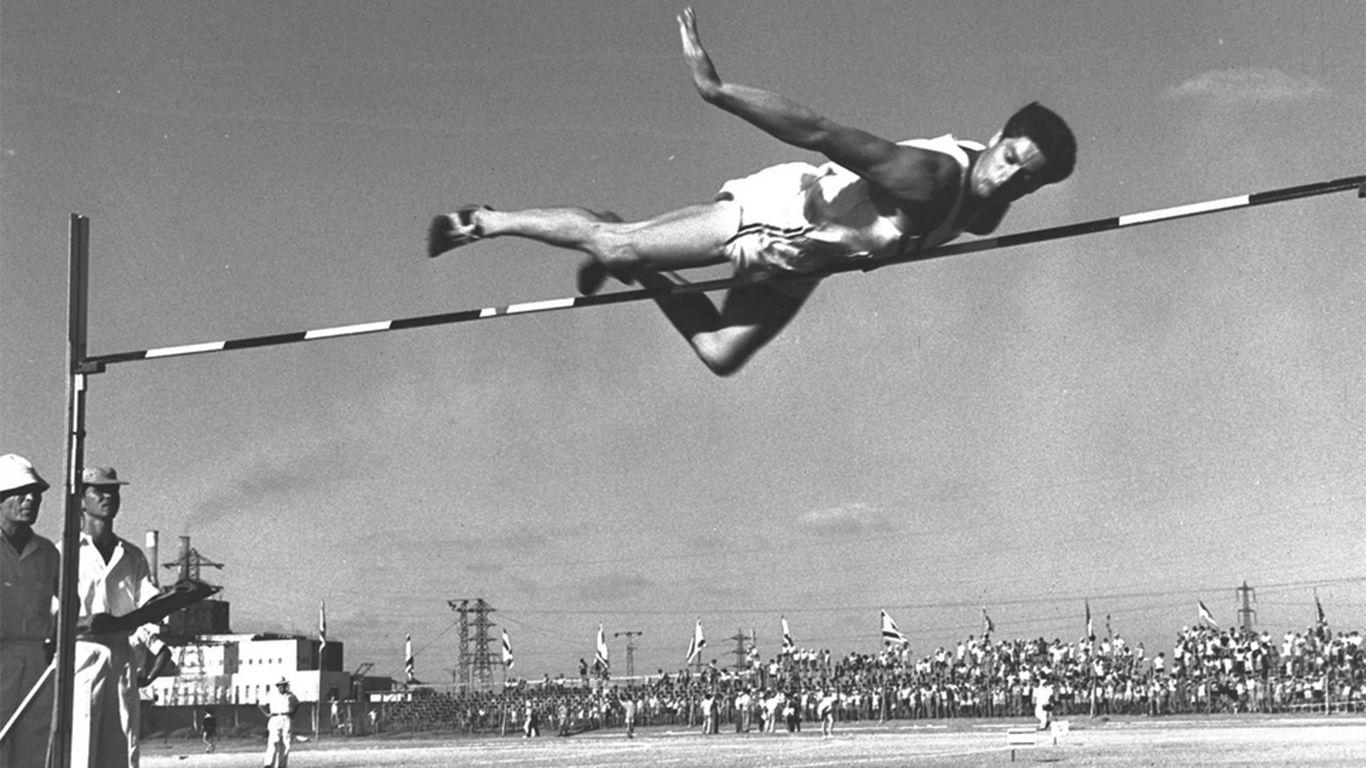 sejarah singkat atletik