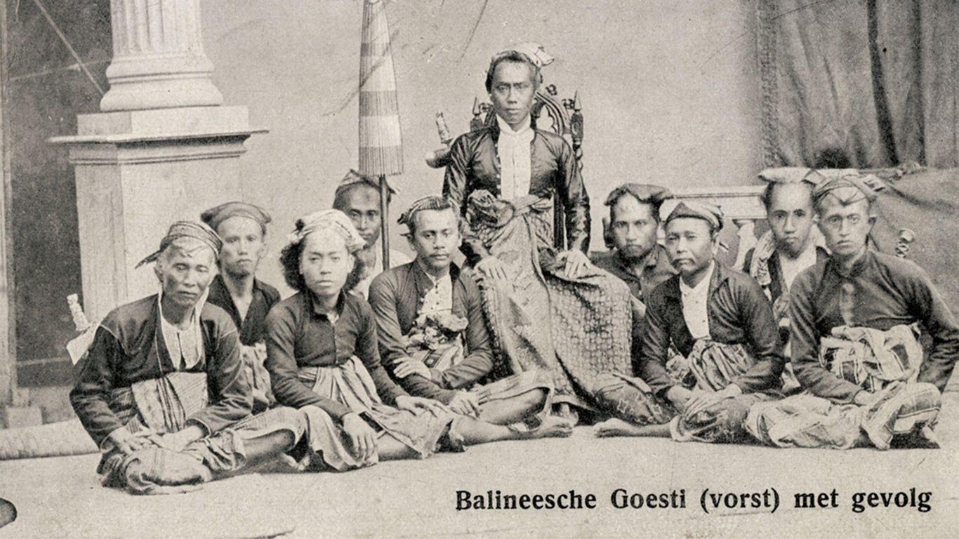 sejarah singkat kerajaan bali
