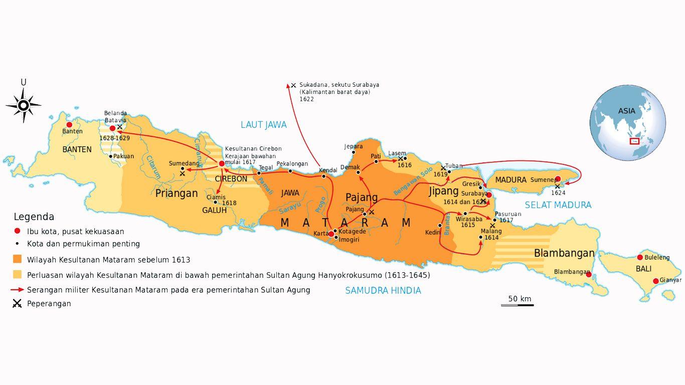 sumber sejarah kerajaan mataram islam