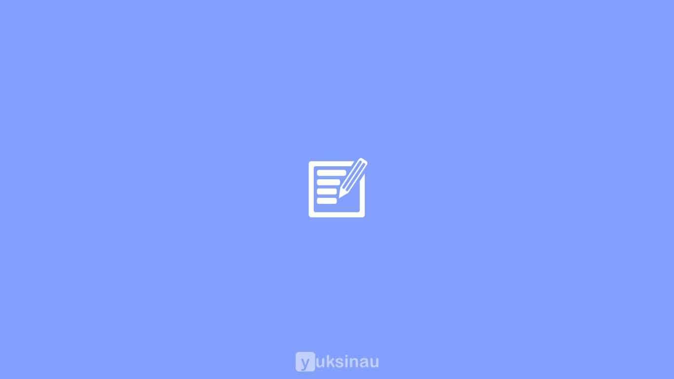 Langkah Penulisan Teks Prosedur Kompleks