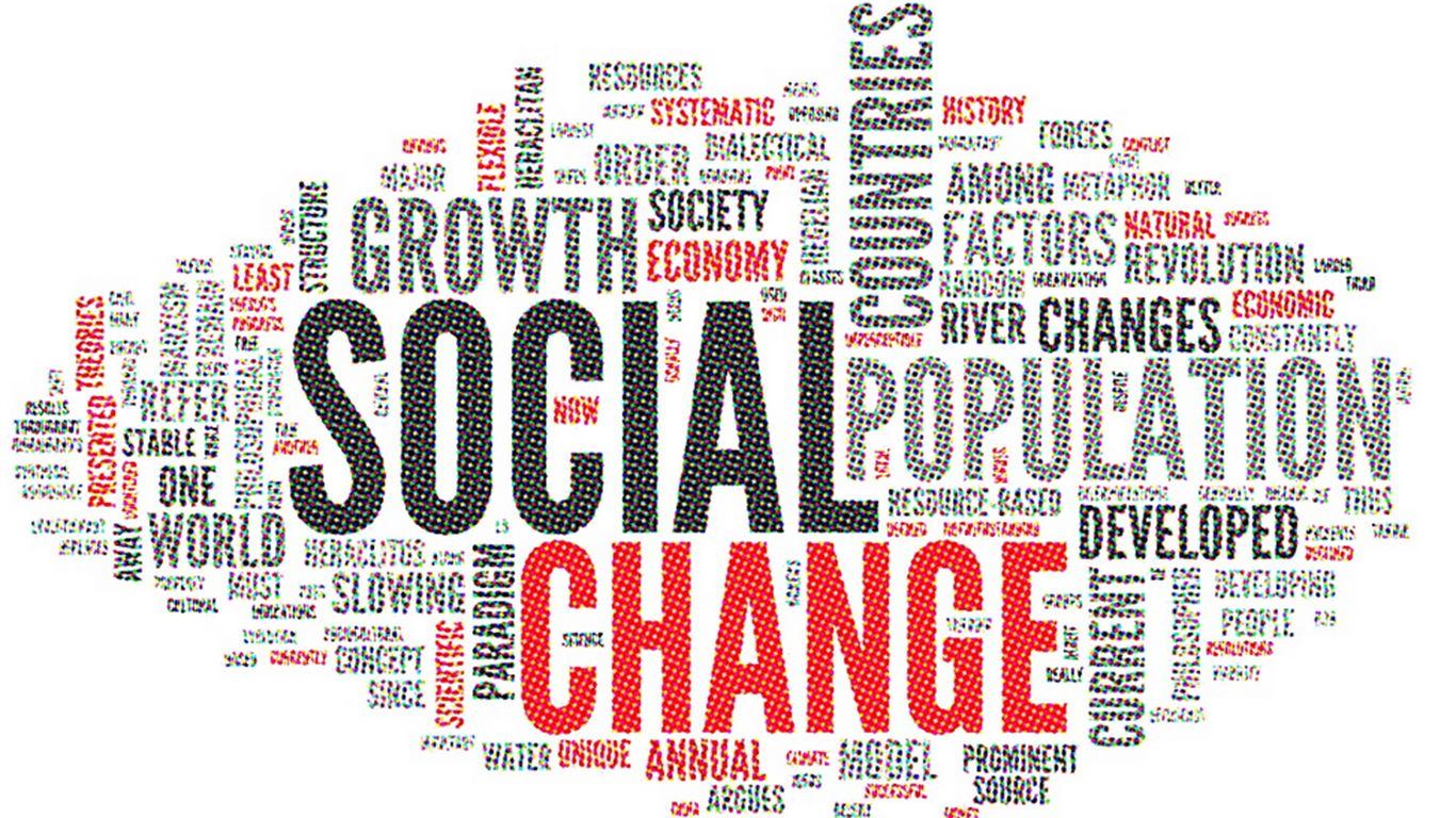 bentuk perubahan sosial