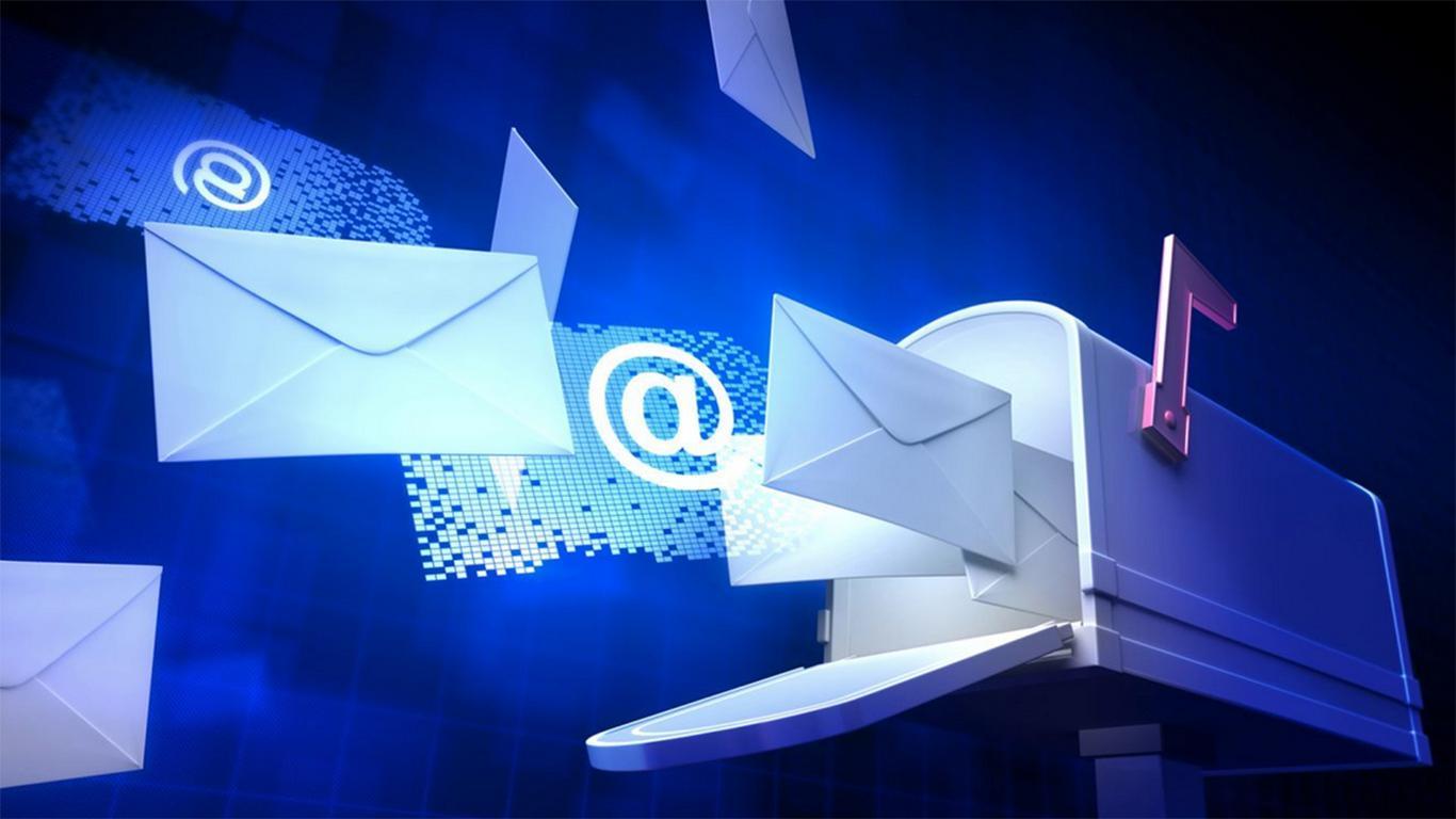 ciri-ciri surat elektronik