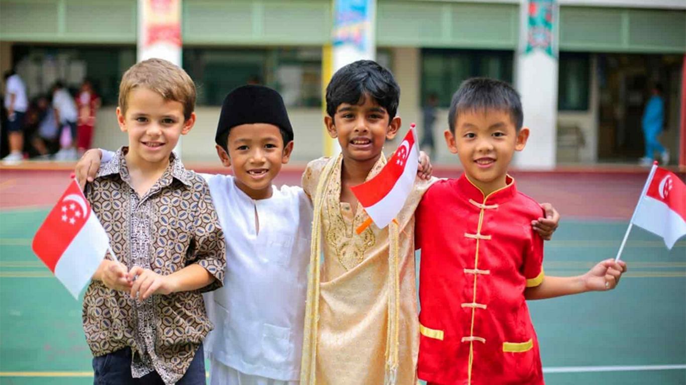 karakteristik masyarakat multikultural