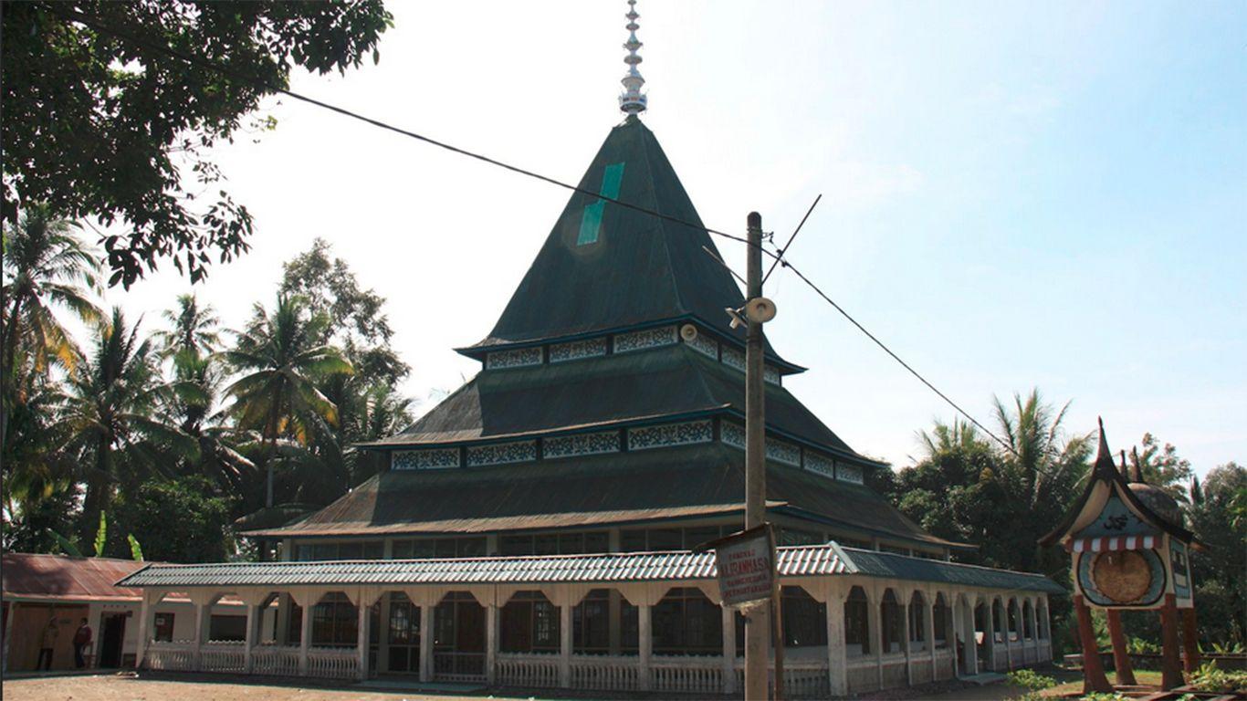 masjid peninggalan