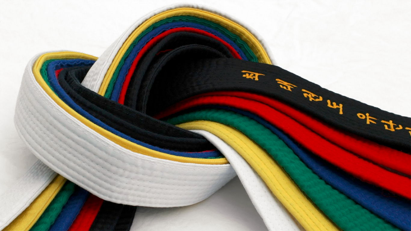 materi taekwondo lengkap