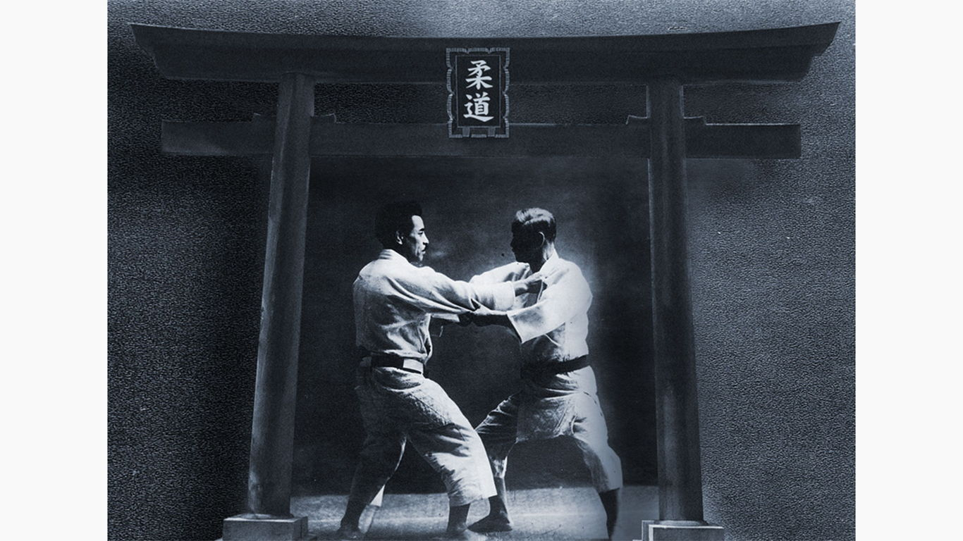 sejarah karate