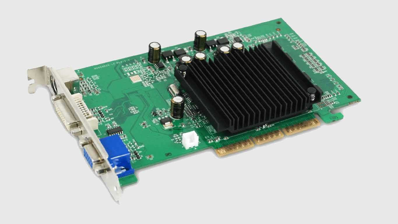 AGP Card (Accelerated Graphics Port)