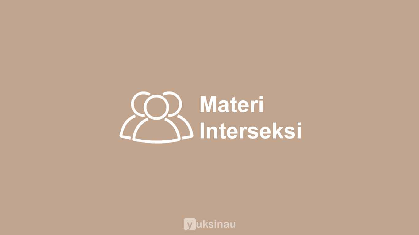 Interseksi