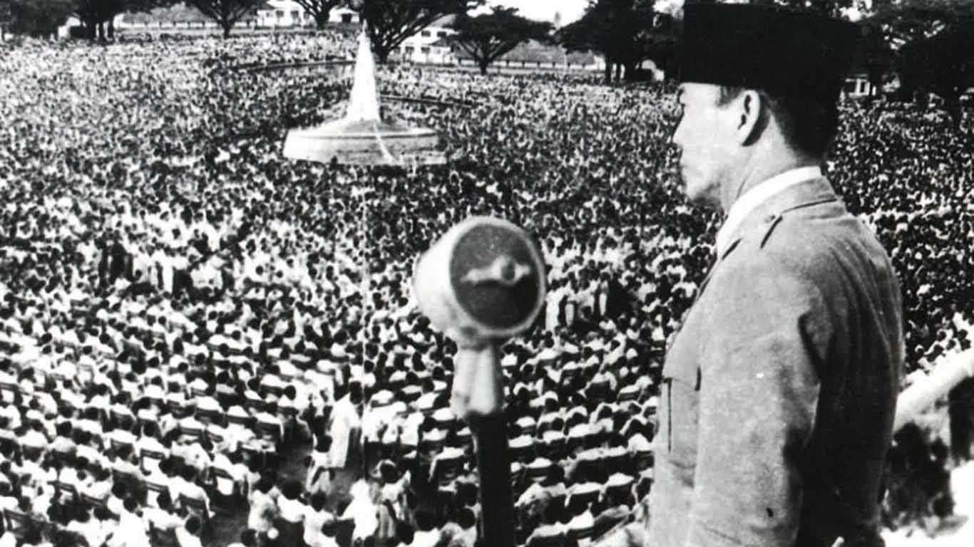 Proklamasi dan Pembentukan Pemerintahan Indonesia