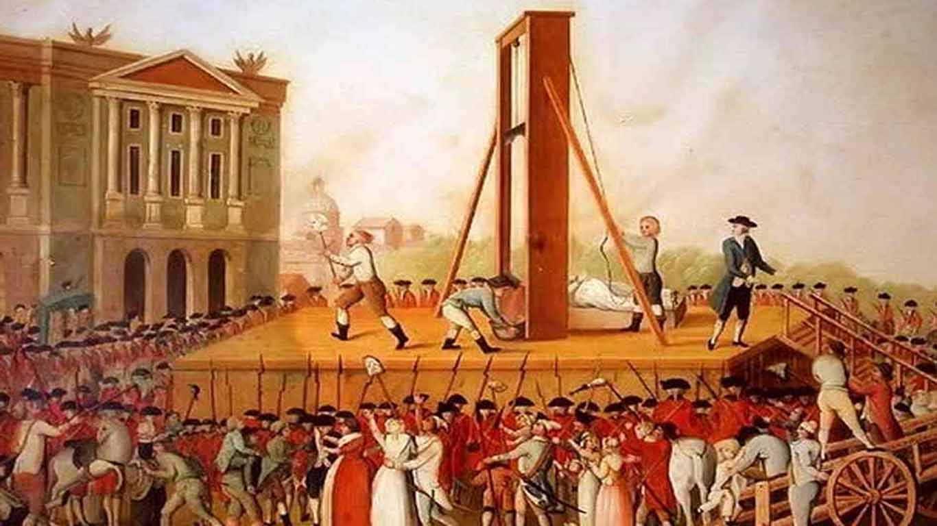 Proses Terjadinya revolusi