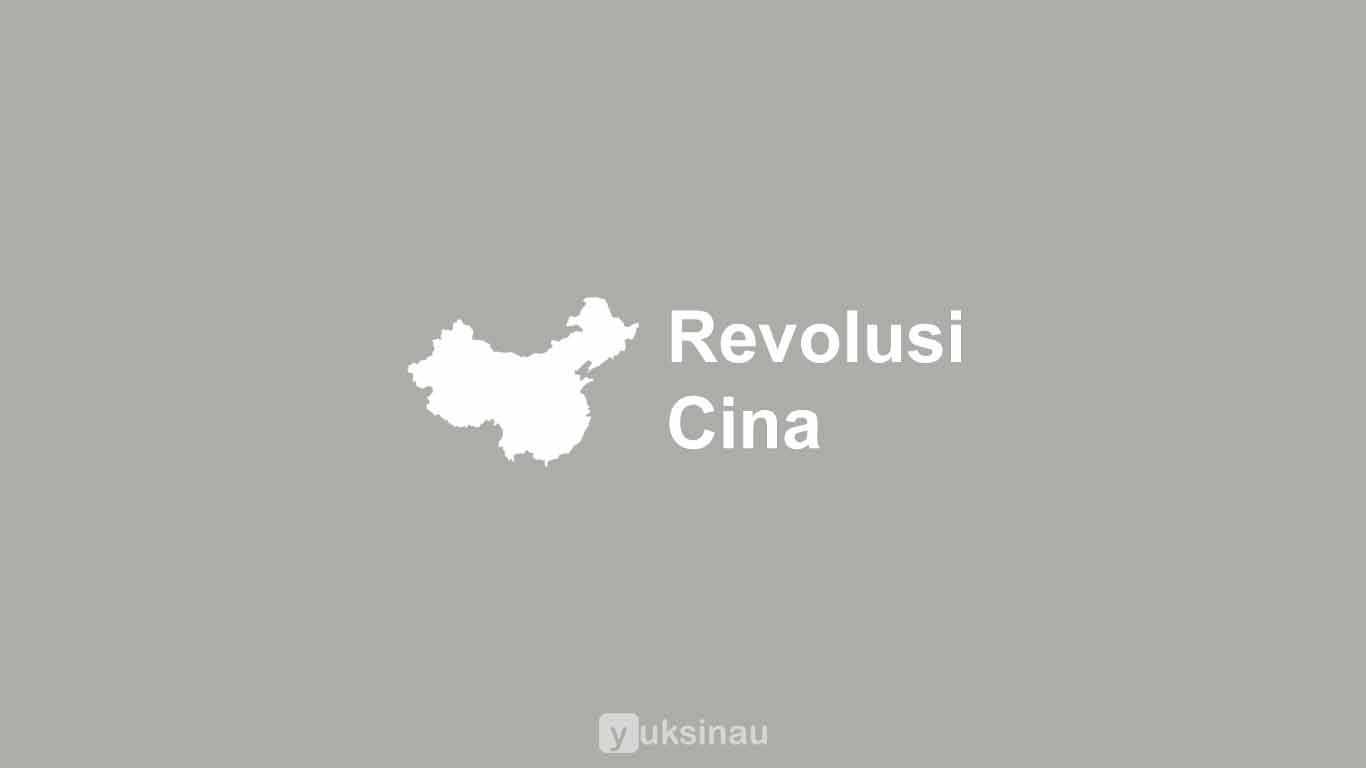 Revolusi Cina