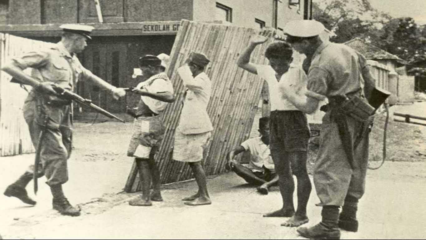 Usaha pendudukan kembali wilayah Indonesia