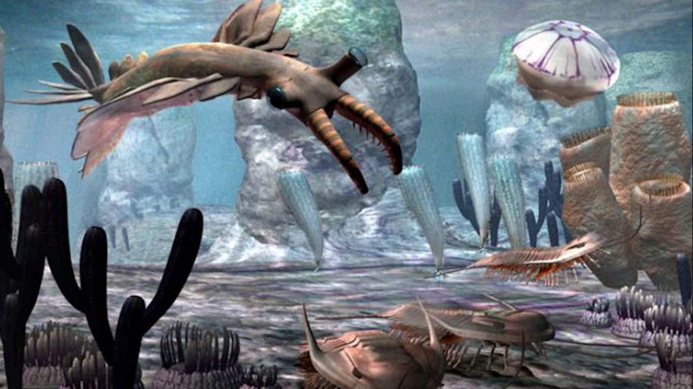 Zaman Paleozoikum