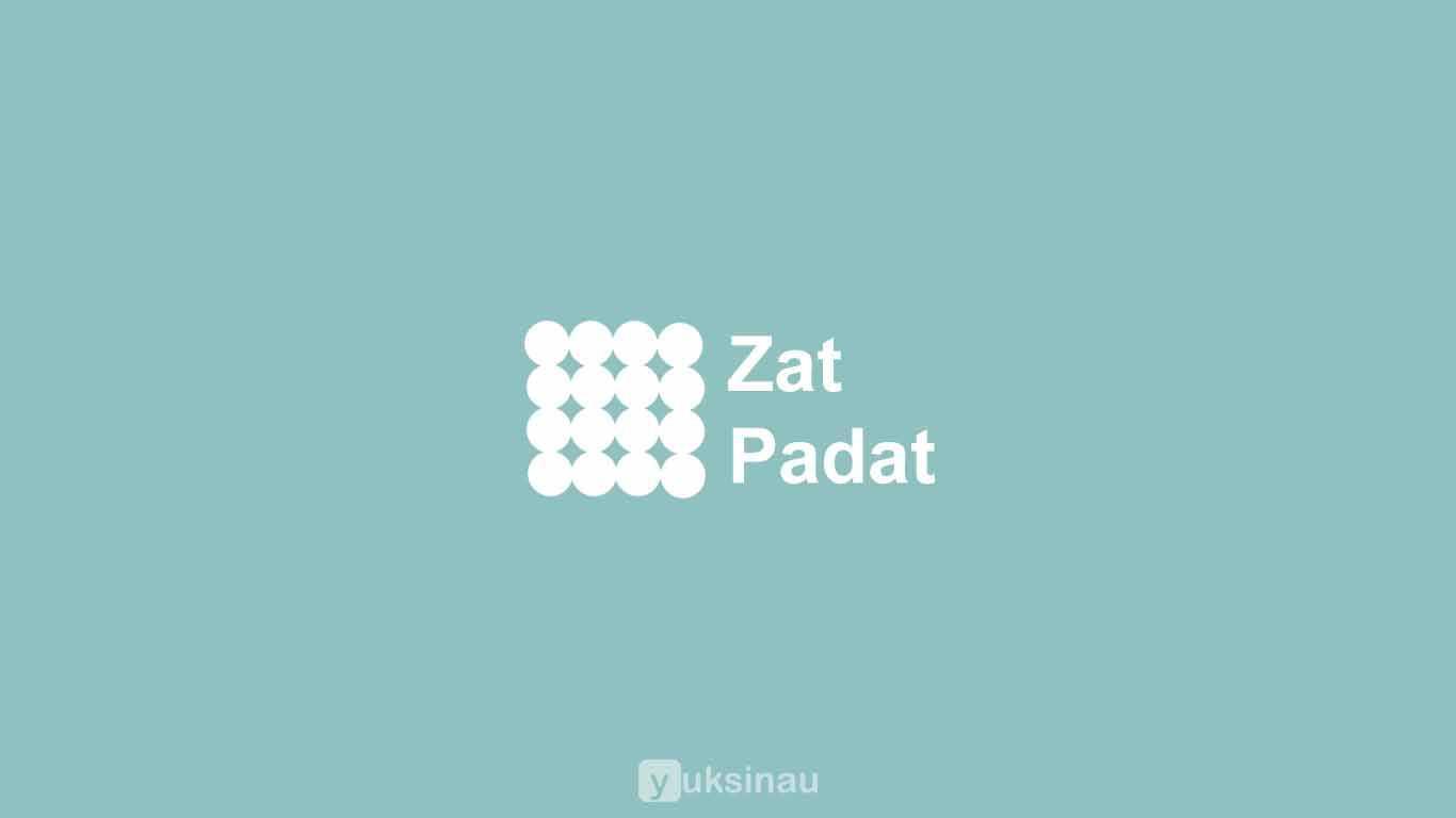 Zat Padat