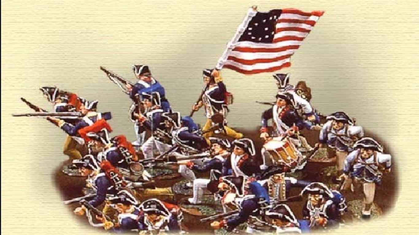 perang USA