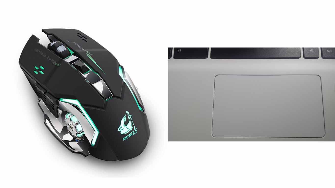 Mouse dan Tauchpad