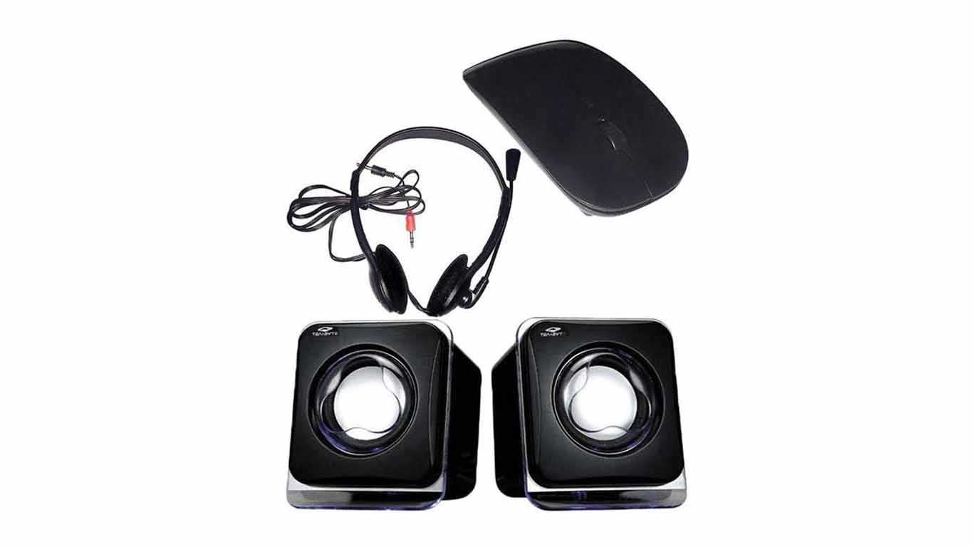 Speaker dan Headset