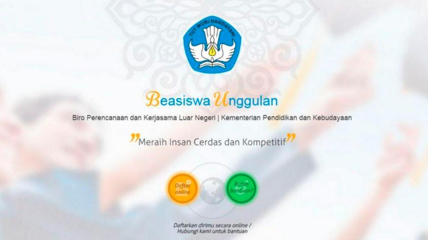 beasiswa unggulan 2019