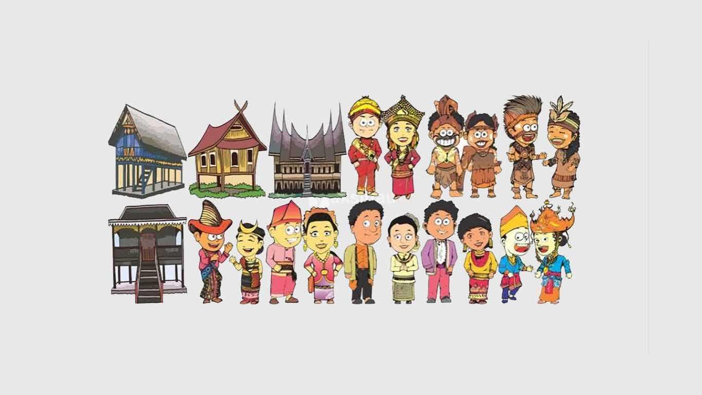 Contoh Budaya di Indonesia