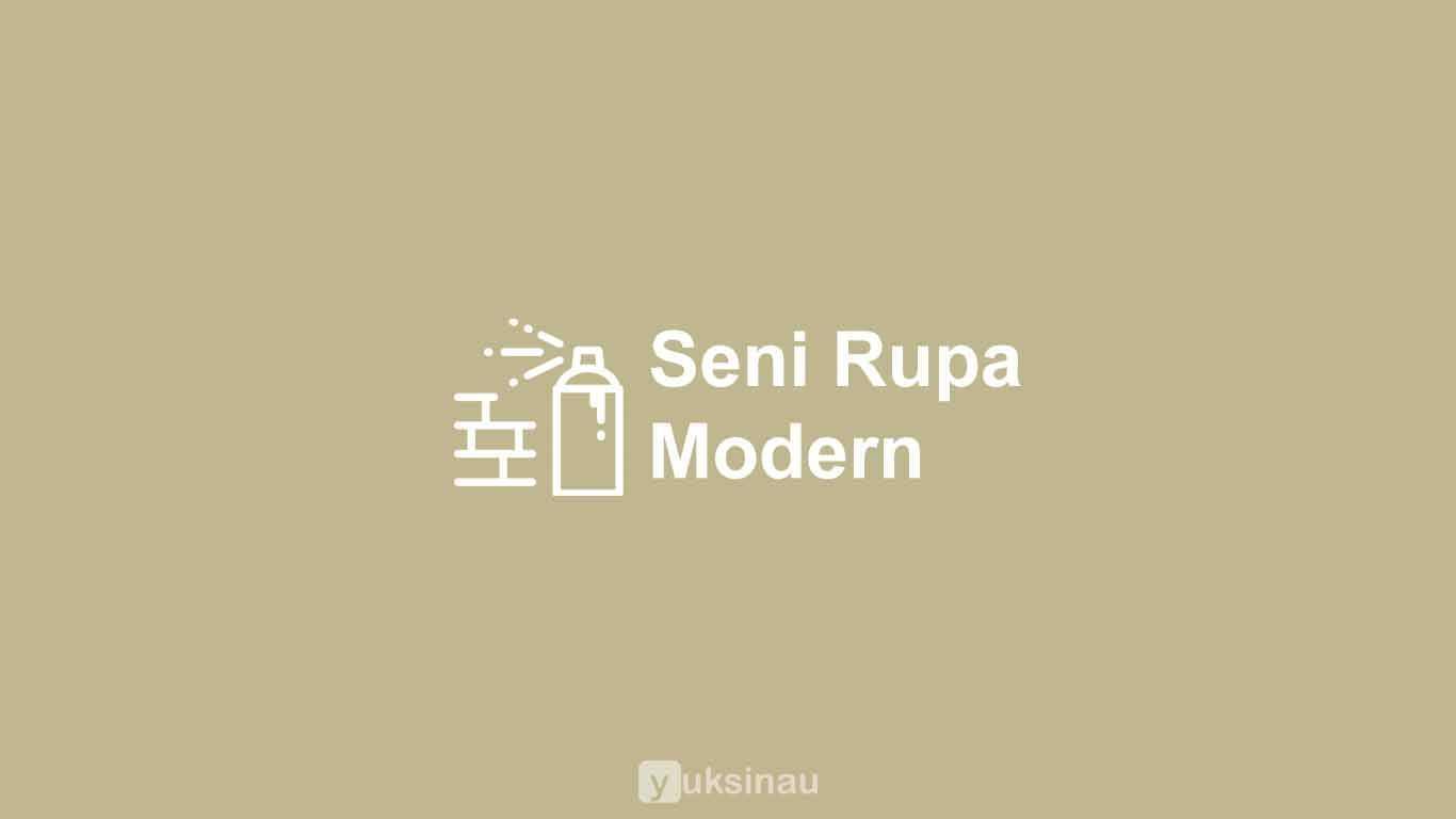 Seni Rupa Modern
