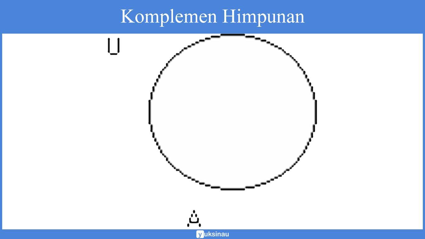 contoh himpunan matematika