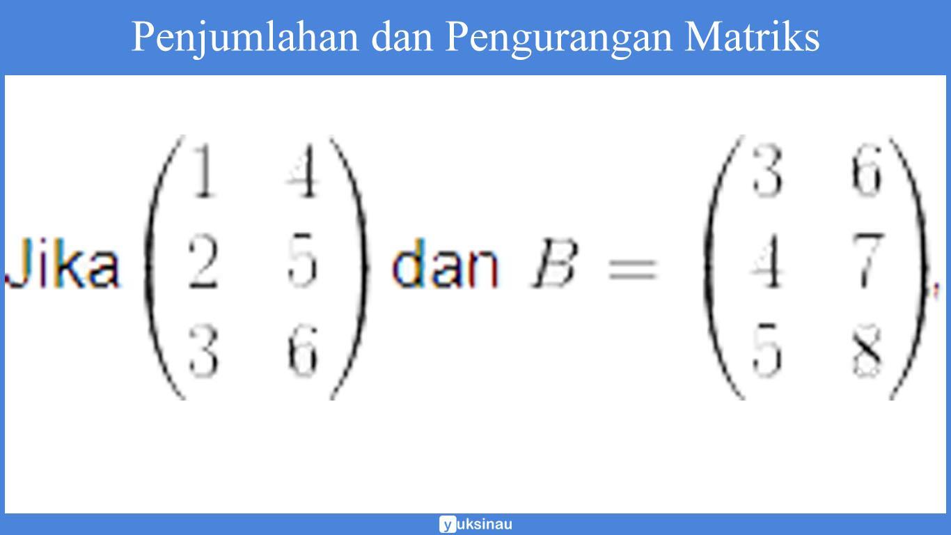 matriks invers