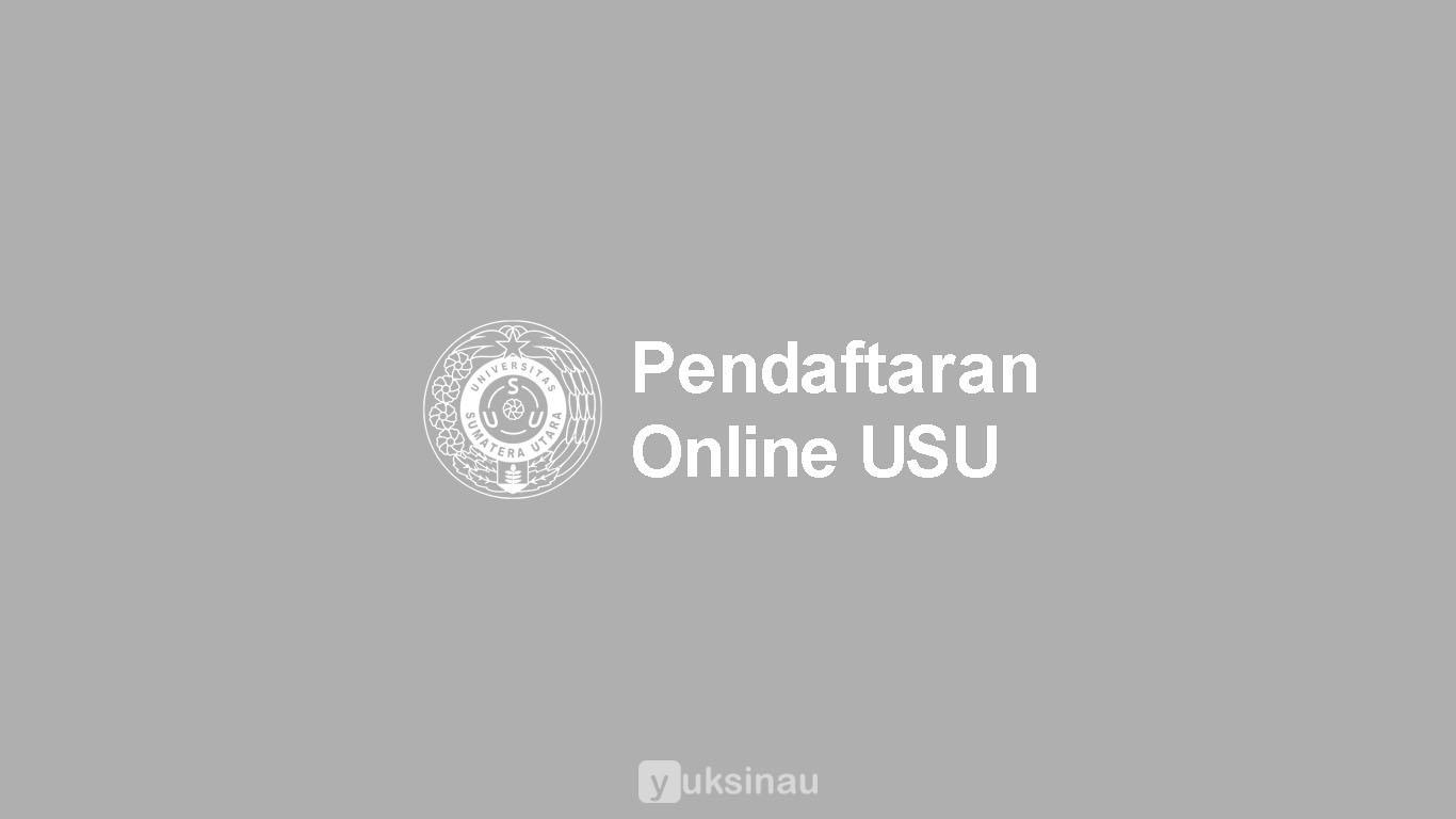 pendaftaran online usu