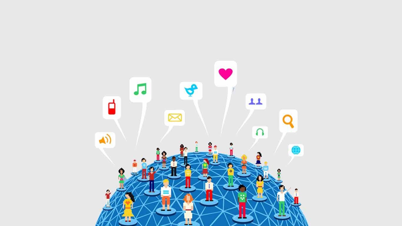 Contoh Komunikasi Daring