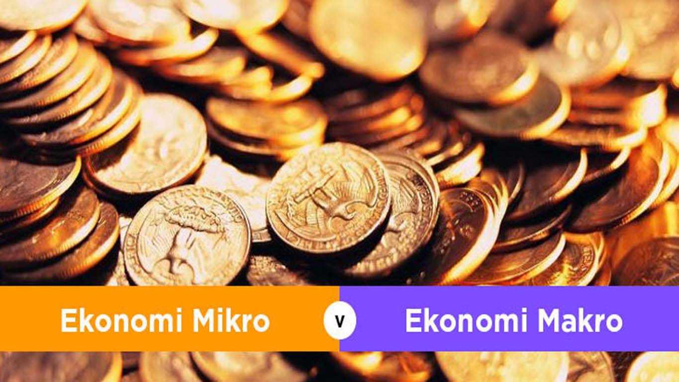 Pengertian Ekonomi Mikro dan Makro