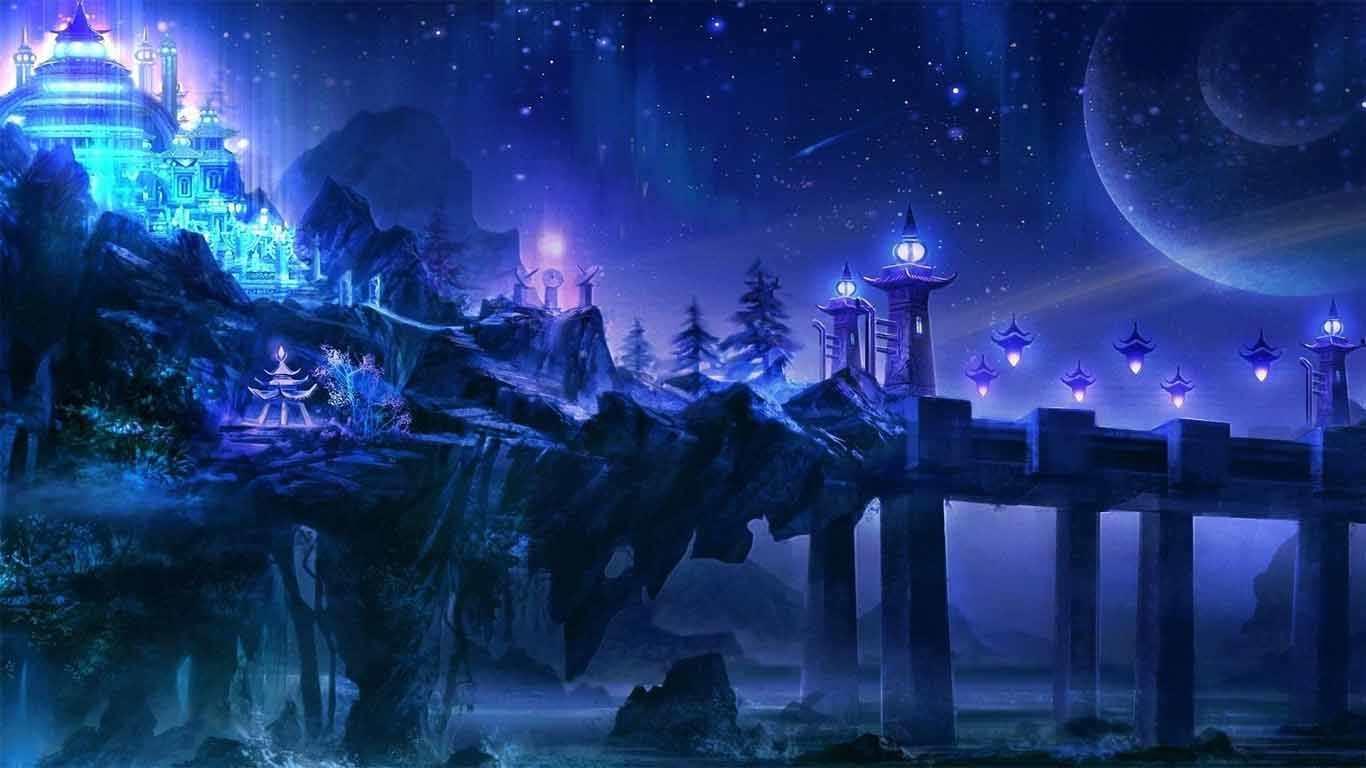 Struktur cerita Fantasi
