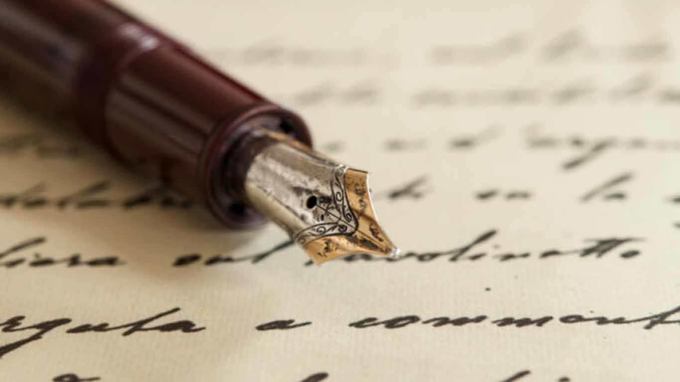 Teks Puisi Rakyat Syair