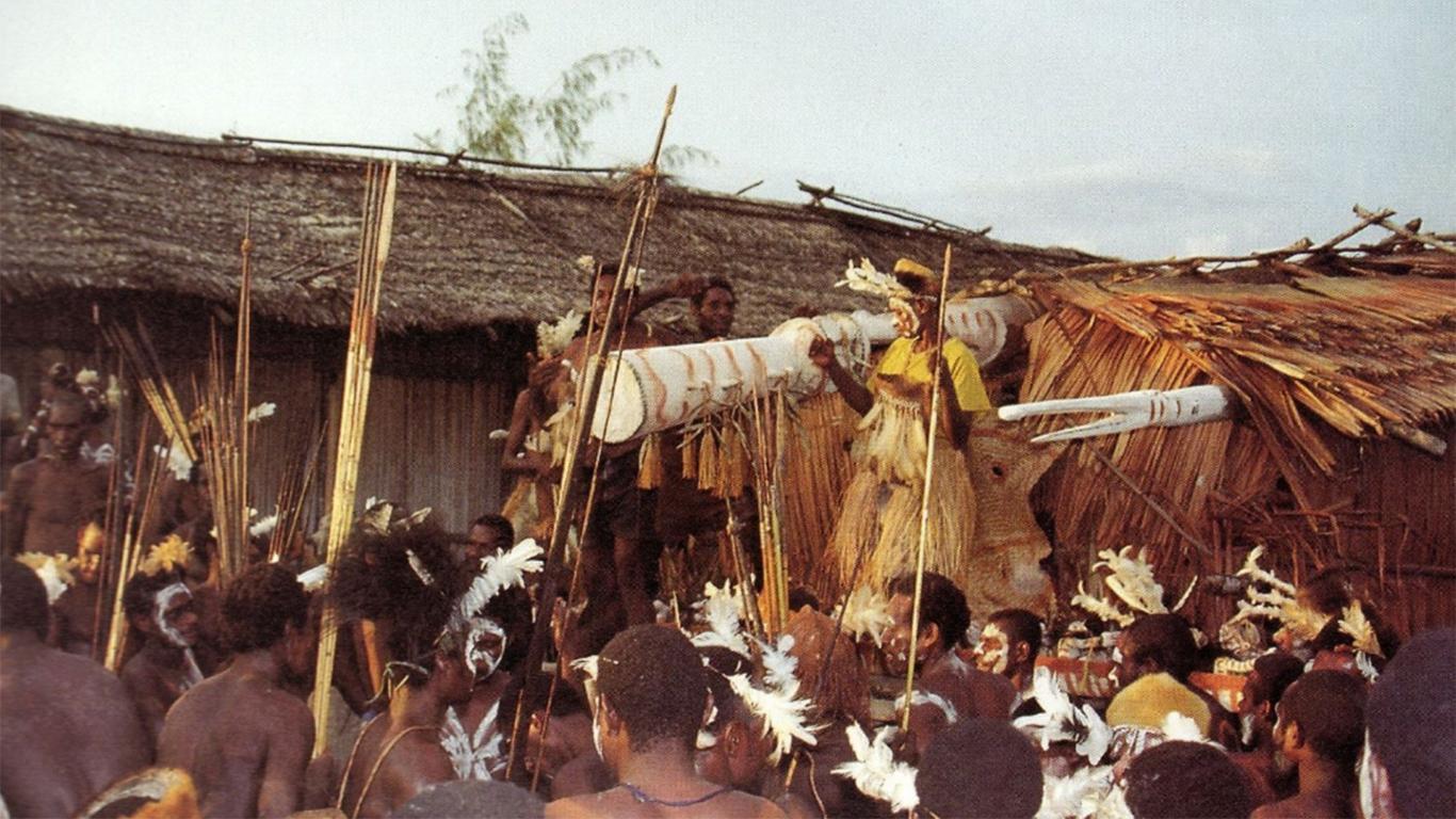 agama suku dayak