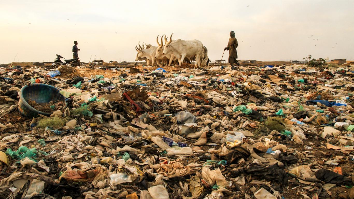 akibat pencemaran tanah