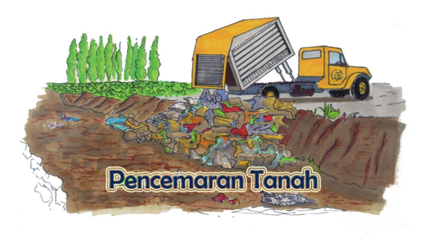 artikel pencemaran tanah