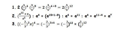 contoh soal bilangan berpangkat positif