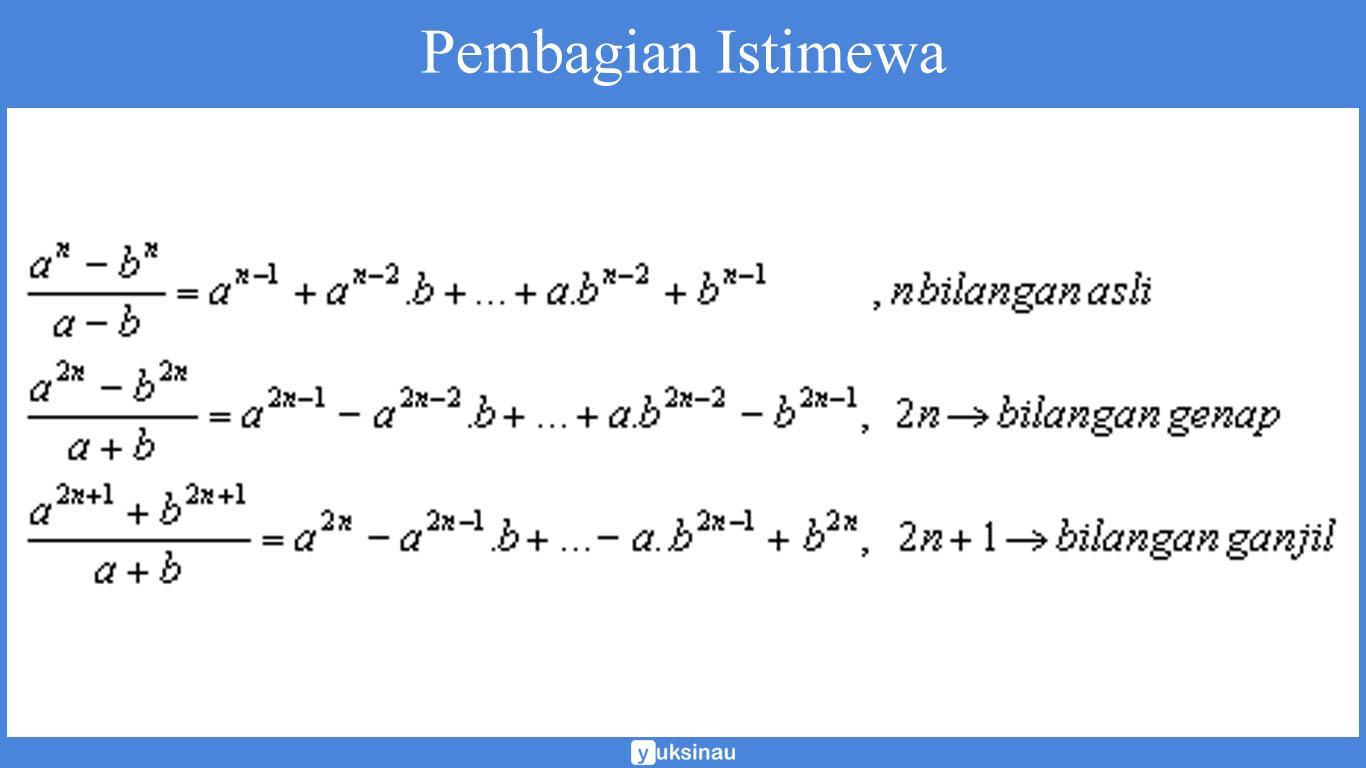 makalah polinomial
