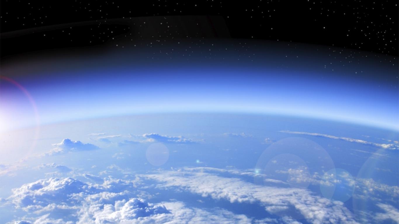urutan lapisan atmosfer
