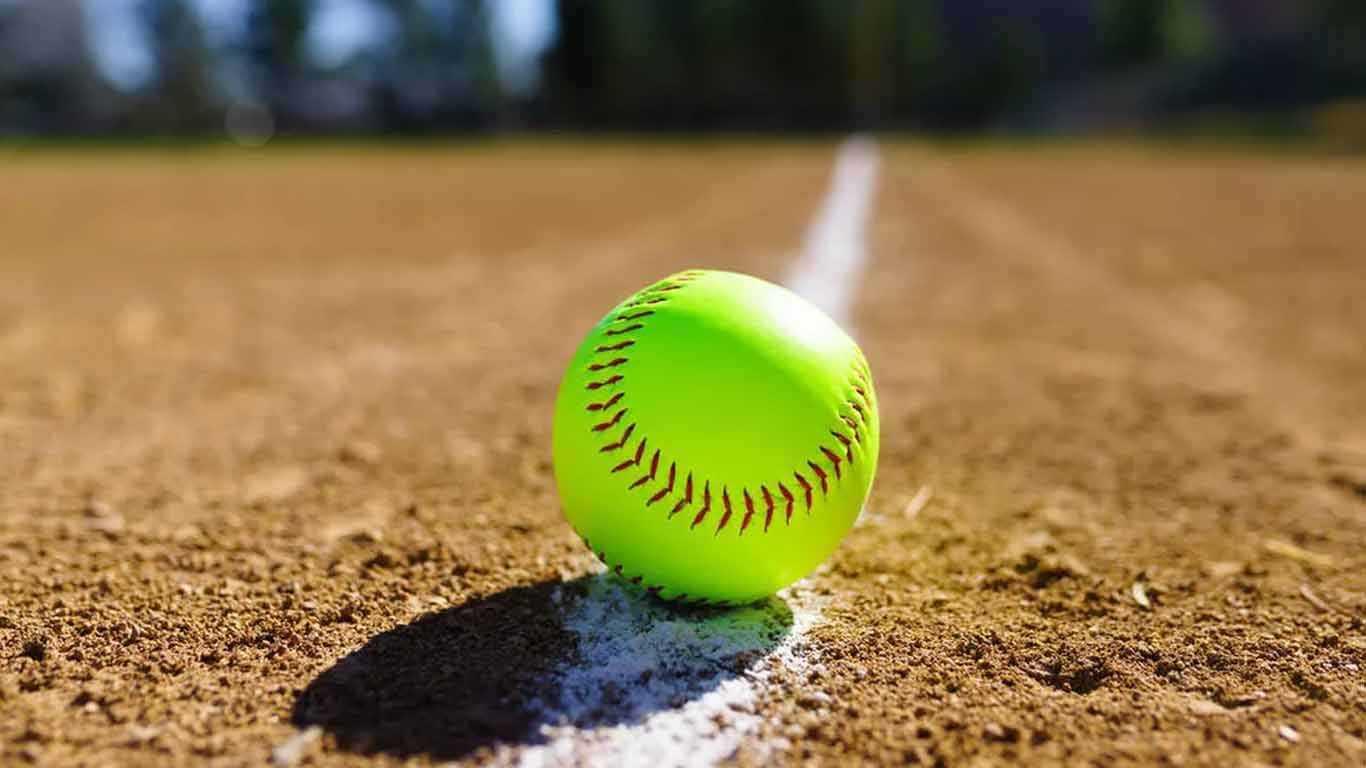 Peraturan khusus Softball