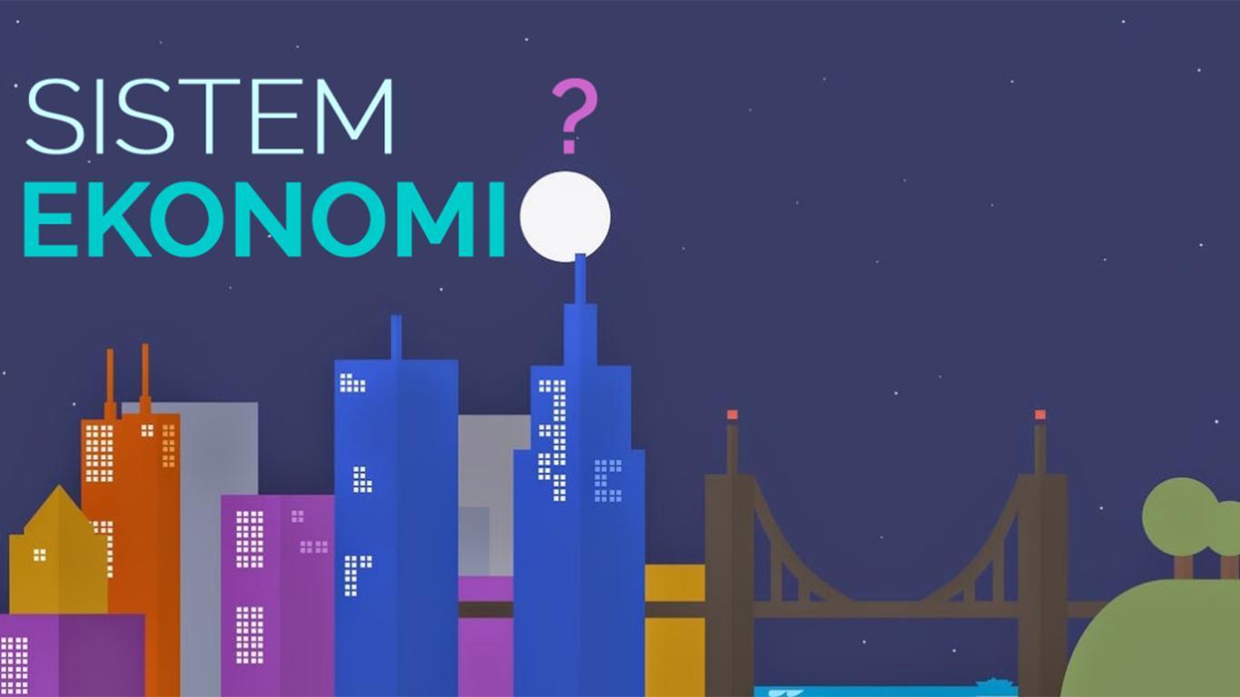 ciri ciri sistem ekonomi campuran