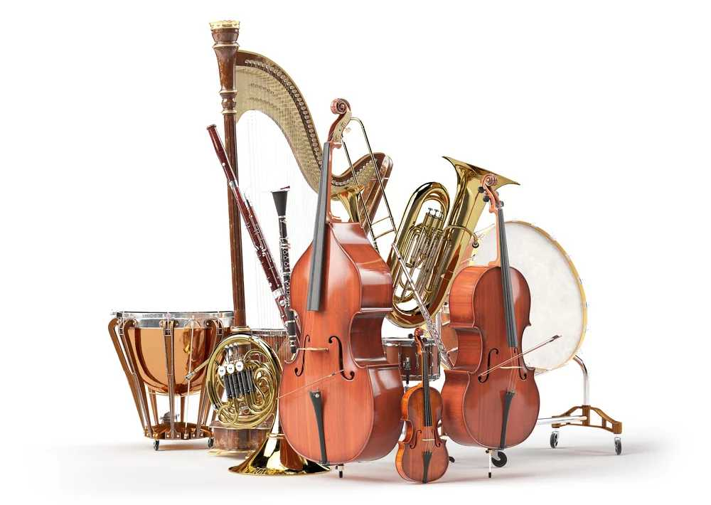 Alat Musik Berdasarkan Bunyinya