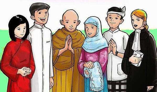 Bentuk Masyarakat Multikulturalisme