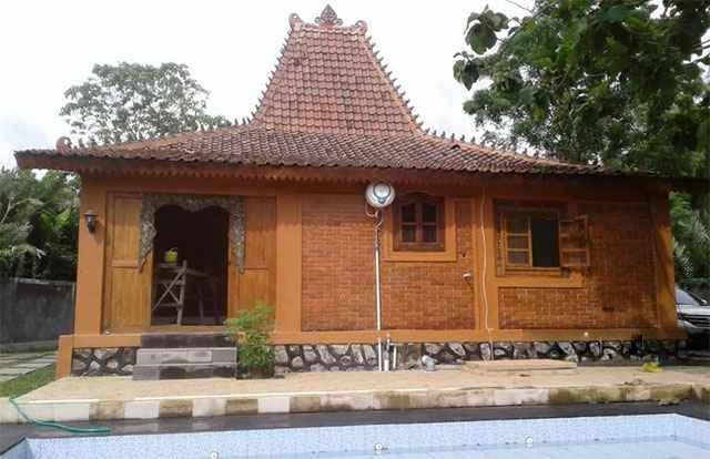 Rumah Adat Jawa Timur Nama Keunikan Gambar