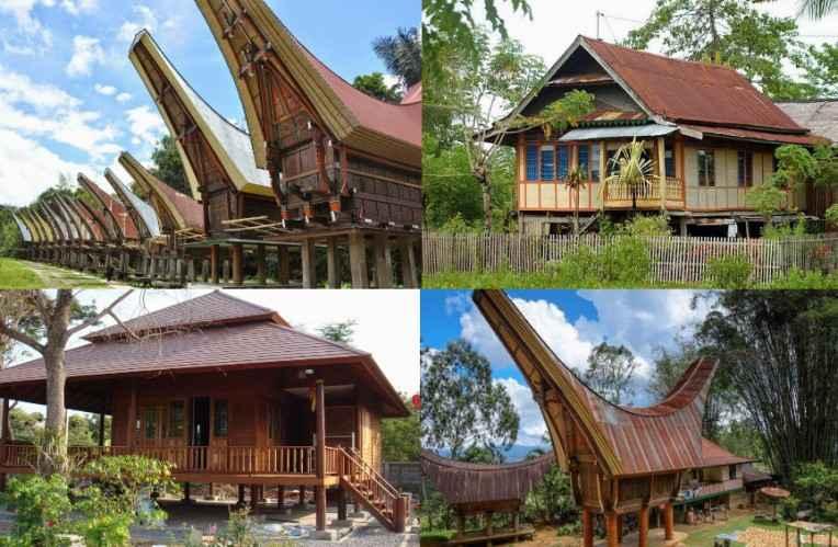Rumah Adat Sulawesi Selatan Nama Keunikan Gambar